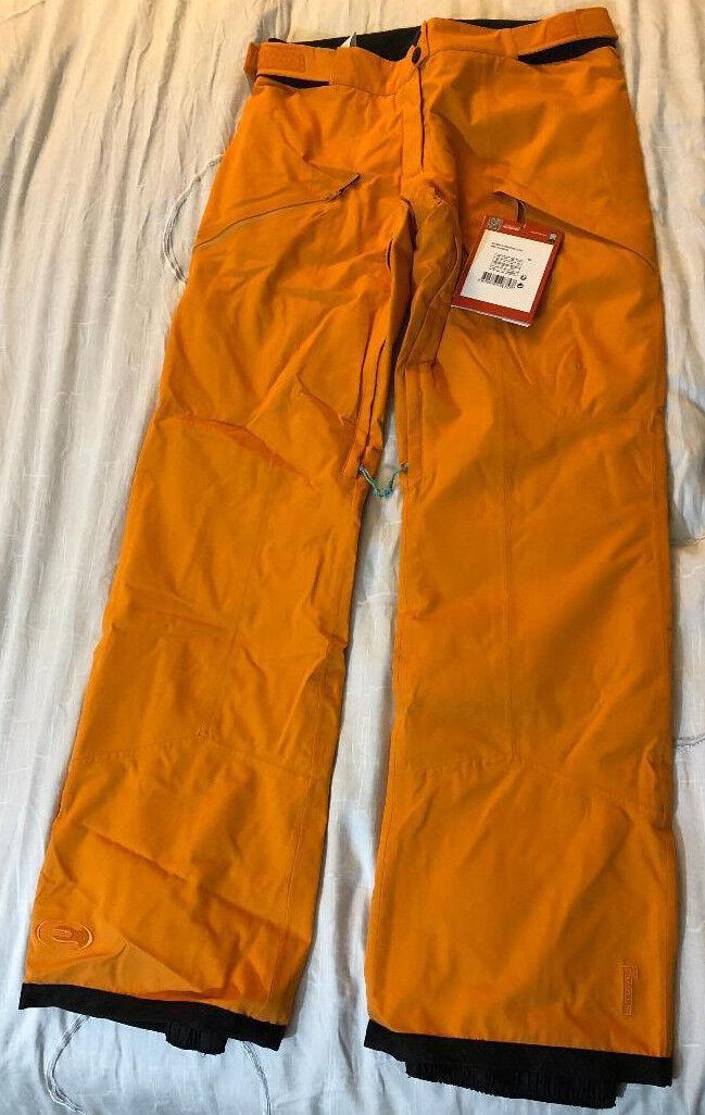 NWT Eider Aoraki 3.0 WaterBesteendig Ademt Insulated Pants --Womannens afmeting US 6