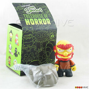 Kidobot The Simpsons Treehouse of Horror Groundskeeper Willie