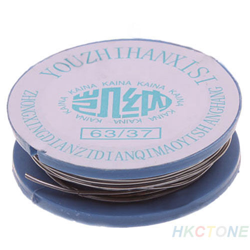 0.8mm New Useful Tin Lead Rosin Core Solder Welding Iron Wire Reel 63/37
