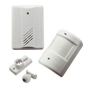 Driveway-Patrol-Garage-Infrared-Wireless-Doorbell-Alarm-System-Motion-Sensor