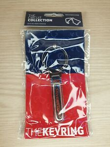Silverstone Official Merchandise Metal Key Ring/Christmas Stocking Filler