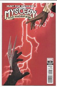 Hunt-for-Wolverine-Mystery-in-Madripoor-4-Bachalo-Variant-Marvel-Comic-2018-NM