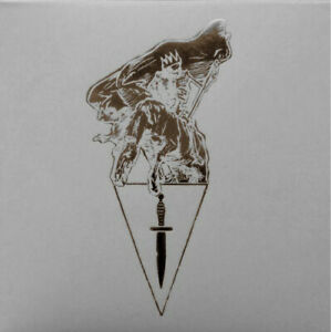 King-Dude-DOLCH-Split-EP-CLEAR-rare-OF-THE-WAND-AND-THE-MOON-Death-in-June