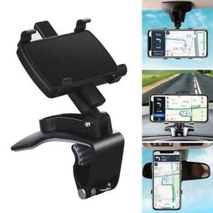 Universal Cell Phone GPS Car Dashboard Mount Holder Stand Clip on Cradle Z8L2