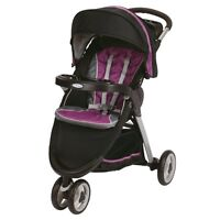 Graco Fastaction Fold Sport Click Connect Baby Stroller, Nyssa   1934764