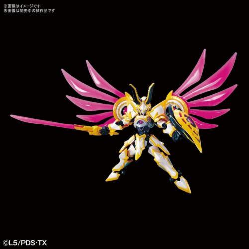 Bandai Hyper Function #004 LBX Nemesis
