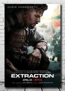 New Extraction Out Of The Fire Movie Silk Print 24x36 27x40 Poster Art Y146 Ebay