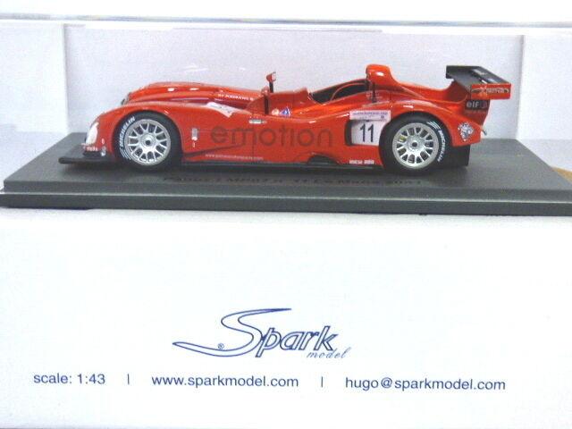 Spark Models Panoz LMP007 Le Mans 2001