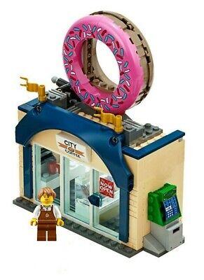 LEGO City Pet Cat Kitten Animal Crouching Minifigure Train Town 60197 60198