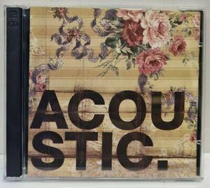 2CD Acoustic - various