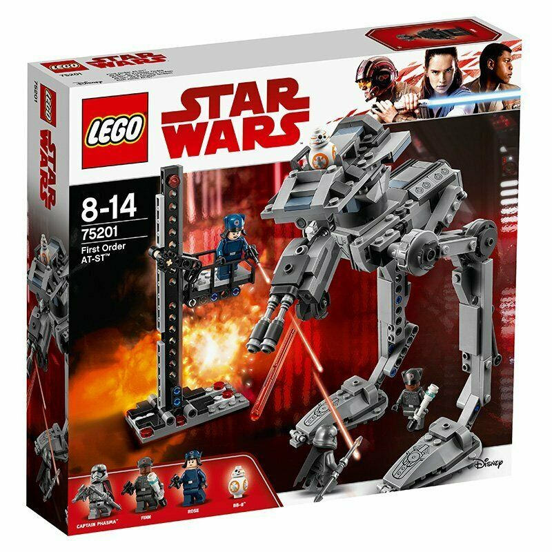 LEGO ® 75201 Star Wars first order AT-ST