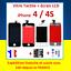 ECRAN-LCD-VITRE-TACTILE-SUR-CHASSIS-POUR-IPHONE-4-4S-NOIR-ou-BLANC-OUTILS miniature 1