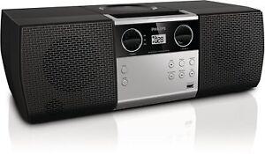 Philips-MCM1006-Micro-Portable-Hi-Fi-System-CD-Player-MP3-Speaker-USB-FM-Radio