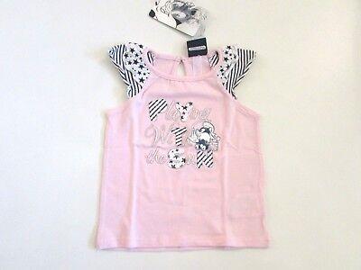 Sistematico Mash Junior T-shirt Canotta Bambina Primavera Estate 12 Mesi Sconto 70% Piacevole Nel Dopo-Gusto