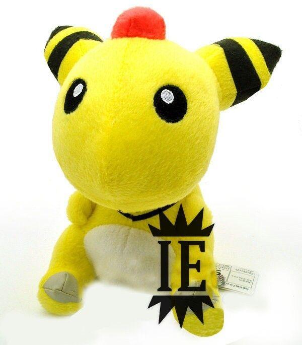 Pokemon pharamp Ampharos Plüsch Plush doll Schneemann mega x y pharamp Pokemon flaaffy mareep d43127