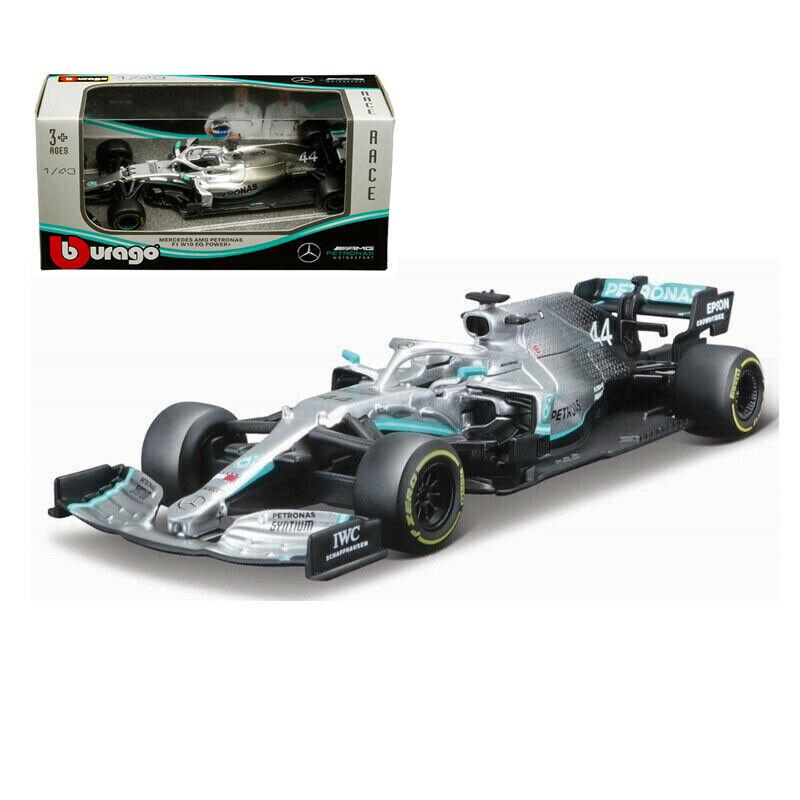 Lewis Hamilton Mercedes W10 2019 Formula 1 F1 MINICHAMPS 417191844 1:43