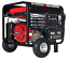 thumbnail 1 - DUAL FUEL Portable Generator DuroStar DS12000EH 12,000-Watt 18-Hp NEW