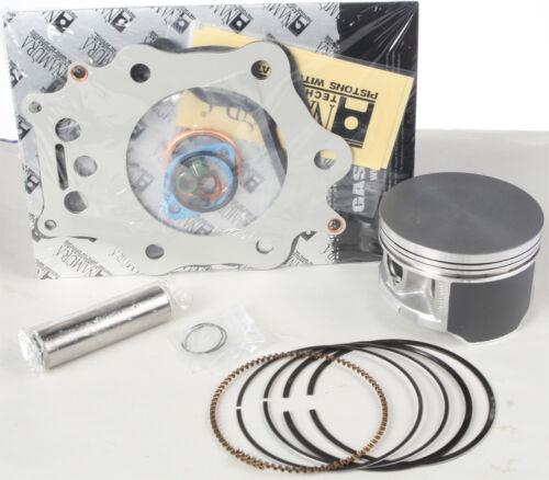 Namura Top End Repair Kit Honda TRX400FW 1995-2003 Foreman Piston Rings Gaskets