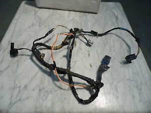 Details about OEM 1999 Chevy Suburban Rear Driver's Side Door Wiring on
