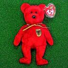 Authentic Ty Beanie Graf Von Rot German Bear Birthday November 9