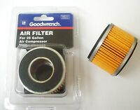 Gm Goodwrench 25 Gallon Air Compressor Filter
