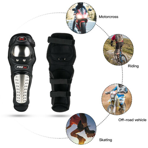 Adults Knee Braces Shin Pad Guards Skating Cycling Motocross MX Race Offroad