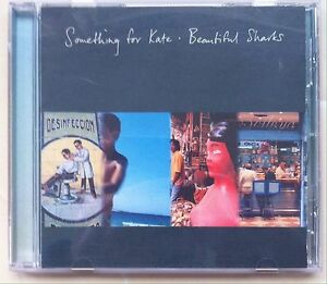 Something-for-Kate-Beautiful-Sharks-CD-1999-Murmur-Records