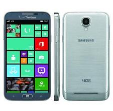 Samsung ATIV SE W750V W750 Silvr Smartphone Cell Phone r(Page Plus)Straight Talk