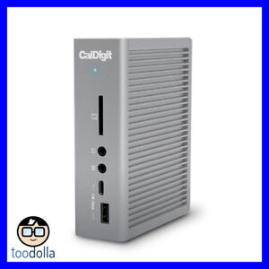 Details about CALDIGIT TS3 Plus Thunderbolt 3 Docking Station with 15  ports, Apple Mac and PC