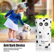Humanely Ultrasonic Anti No Bark Device Stop Control Dog Barking Silencer Hanger