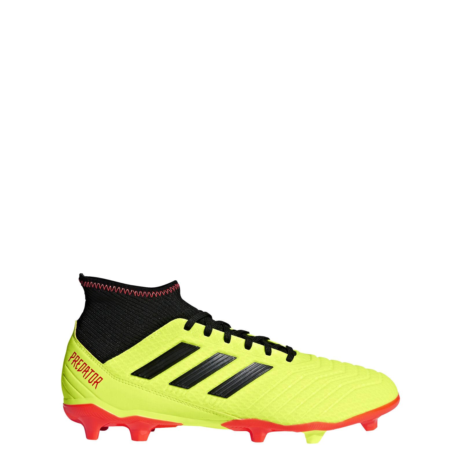 Scarpe Tacchetti Fg Adidas Calcio Predator 18 Con Da 3 Uomo nP0wOkX8