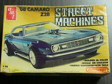 Matchbox / AMT - Street Machines '68 Camaro Z28  PK-4166 in 1/25