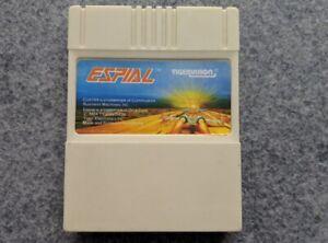 Espial-Commodore-64-Tigervision-vintage-computer-game-cartridge-C64-rare-cart