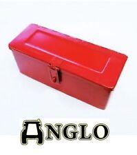 MASSEY Ferguson, BMC, FORD, David Brown TRATTORE TOOL BOX Bloccabile VINTAGE ARATRO