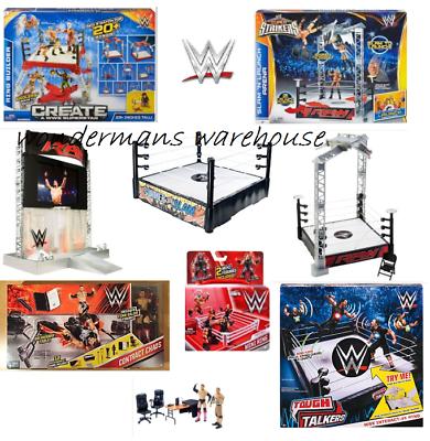 WWE contrat chaos jeu avec AJ Styles Figure