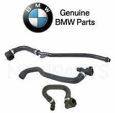 For BMW E38 E39 8cyl 99-03 A//T Radiator Hose KIT 7pc OEM Coolant Water Pipe Line