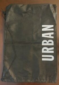 Urban-Outfitters-Black-Reusable-Shopping-Tote-Gift-Bag-21L-x-14W-drawstring