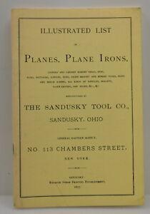 1978 REPRINT of the SanduskyTool Co. 1877 Catalog (INV J602)