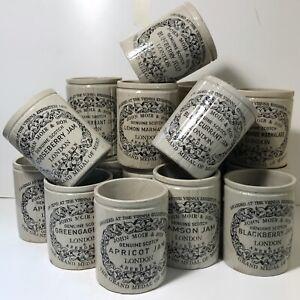 Marmalade Pot Moir Aberdeen Antique Keillers Dundee Marmalade Jar 16 Varieties