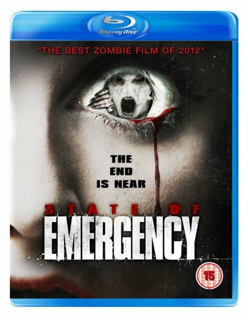 State of Emergency on Blu-ray, 2012