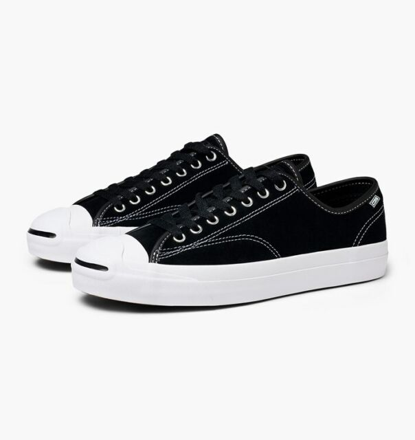 Converse Mens Jack Purcell Pro Ox Suede