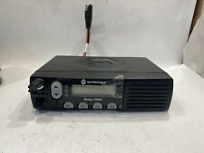Motorola Radius Cm300 Uhf 438 470mhz 32ch 25w Mobile Radio Aam50rnf9aa1an