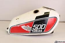 1976 76 Yamaha Xt500 TT500 Gas Tank Fuel