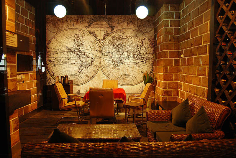 3D Navigation 74 Wallpaper Mural Paper Wall Print Wallpaper Murals UK Lemon