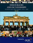 Democracies and Dictatorships: Euorpe and the World 1919-1989 by Allan Todd (Paperback, 2001)