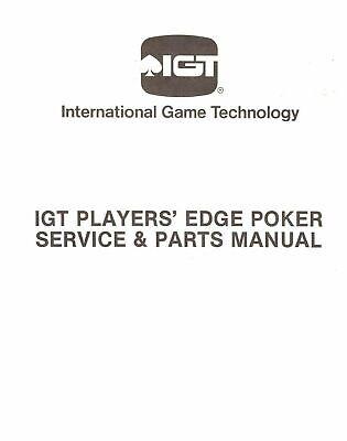 Igt draw poker manual hotels south lake tahoe casino
