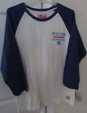 NHL New York Rangers Shirt XL New by Sportiqe