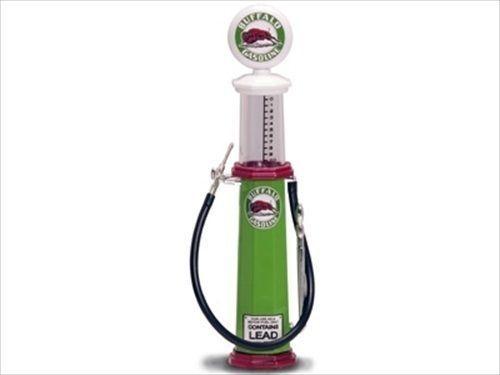 New In Box Road Signature 1//18  Diecast Buffalo Gasoline  Cylinder Gas Pump