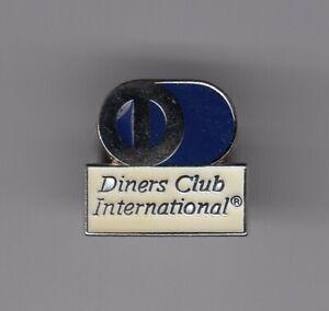 Rare Pins Pin S Banque Bank Carte Credit Diners Club International France Eu Ebay