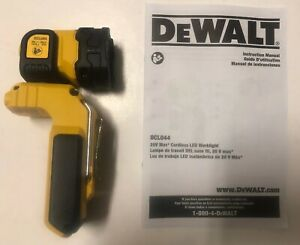 Handheld Worklight 20v Max Led Dewalt About Ion Flashlight New Spotlight Details Li Dcl044 rdxeEBCoQW